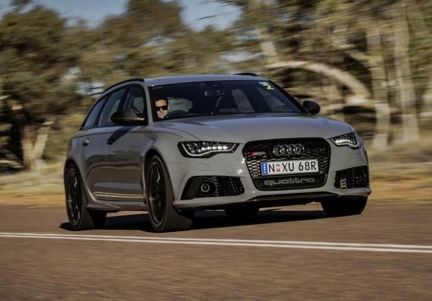 2013 Audi RS 6 Avant-Australia
