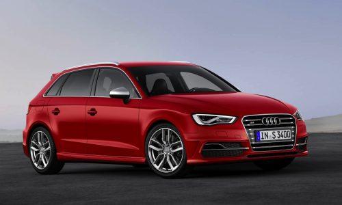 New Audi S3 Sportback on sale in Australia from $59,900
