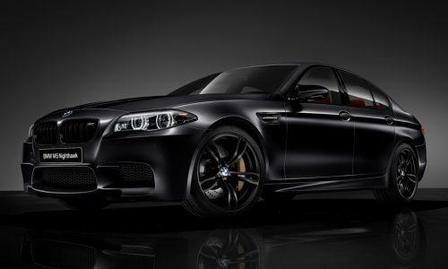 BMW M5 Nighthawk limited edition announced for Japan