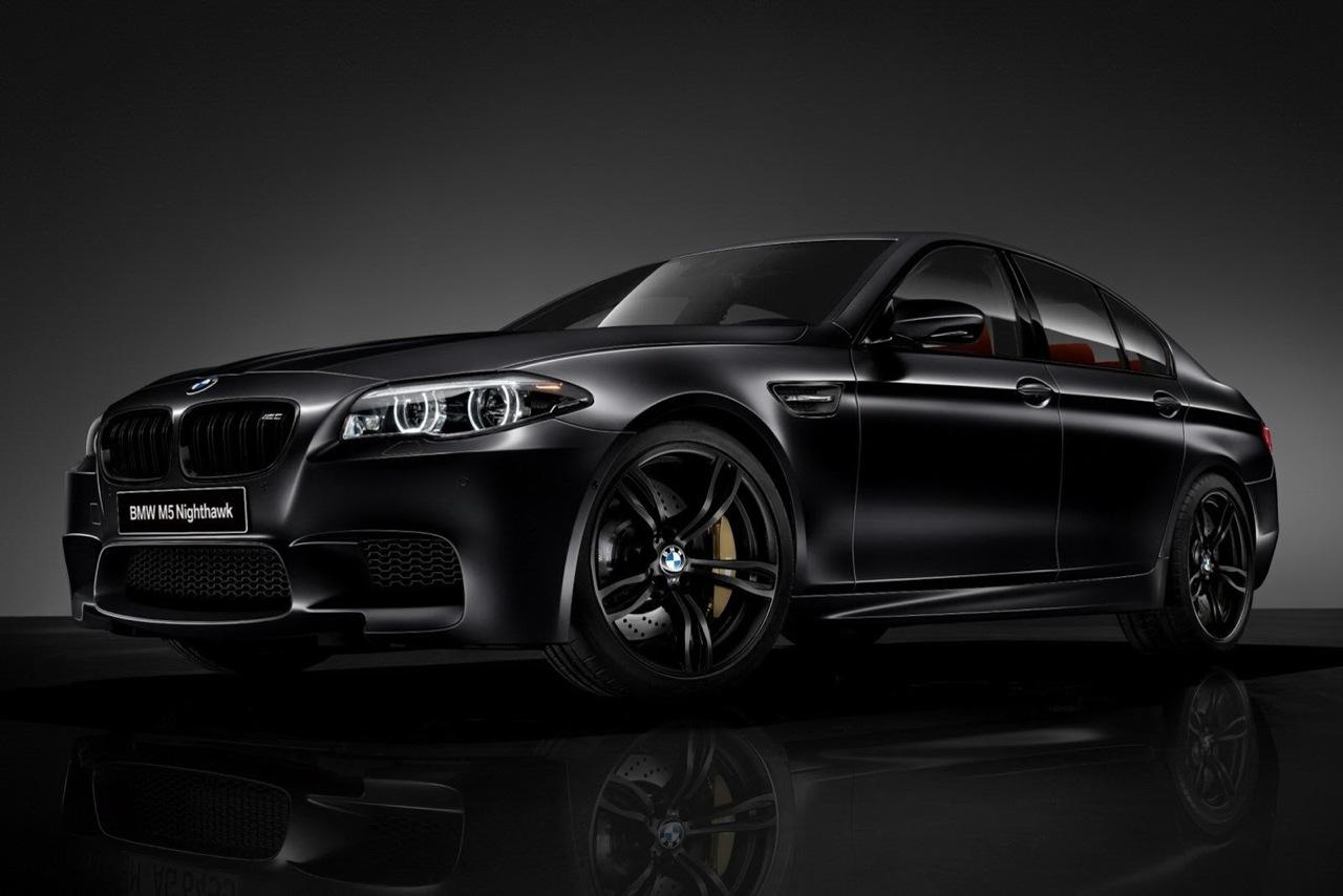 BMW M5 Nighthawk limited edition announced for Japan ...