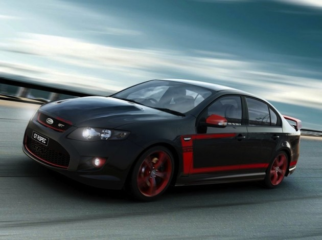 2013 FPV GT RSPEC-