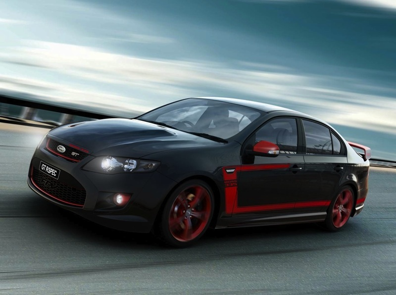 FPV to be killed off in 2014, new XR8 on the way ...