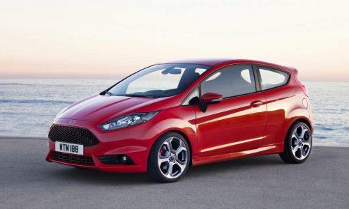 Ford Fiesta ST arrives in September, 1.0L EcoBoost coming