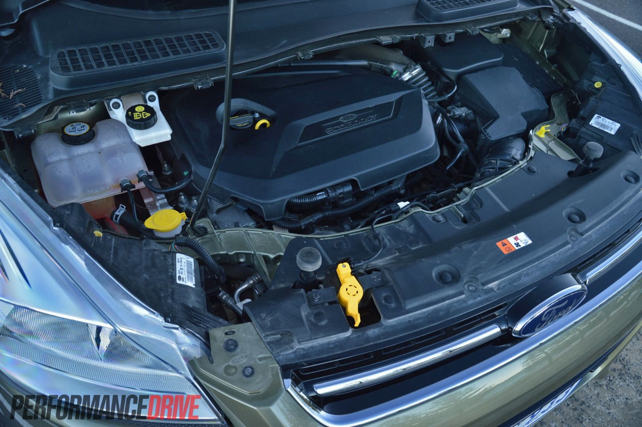 2013 Ford Kuga Ambiente EcoBoost (AWD) review ...