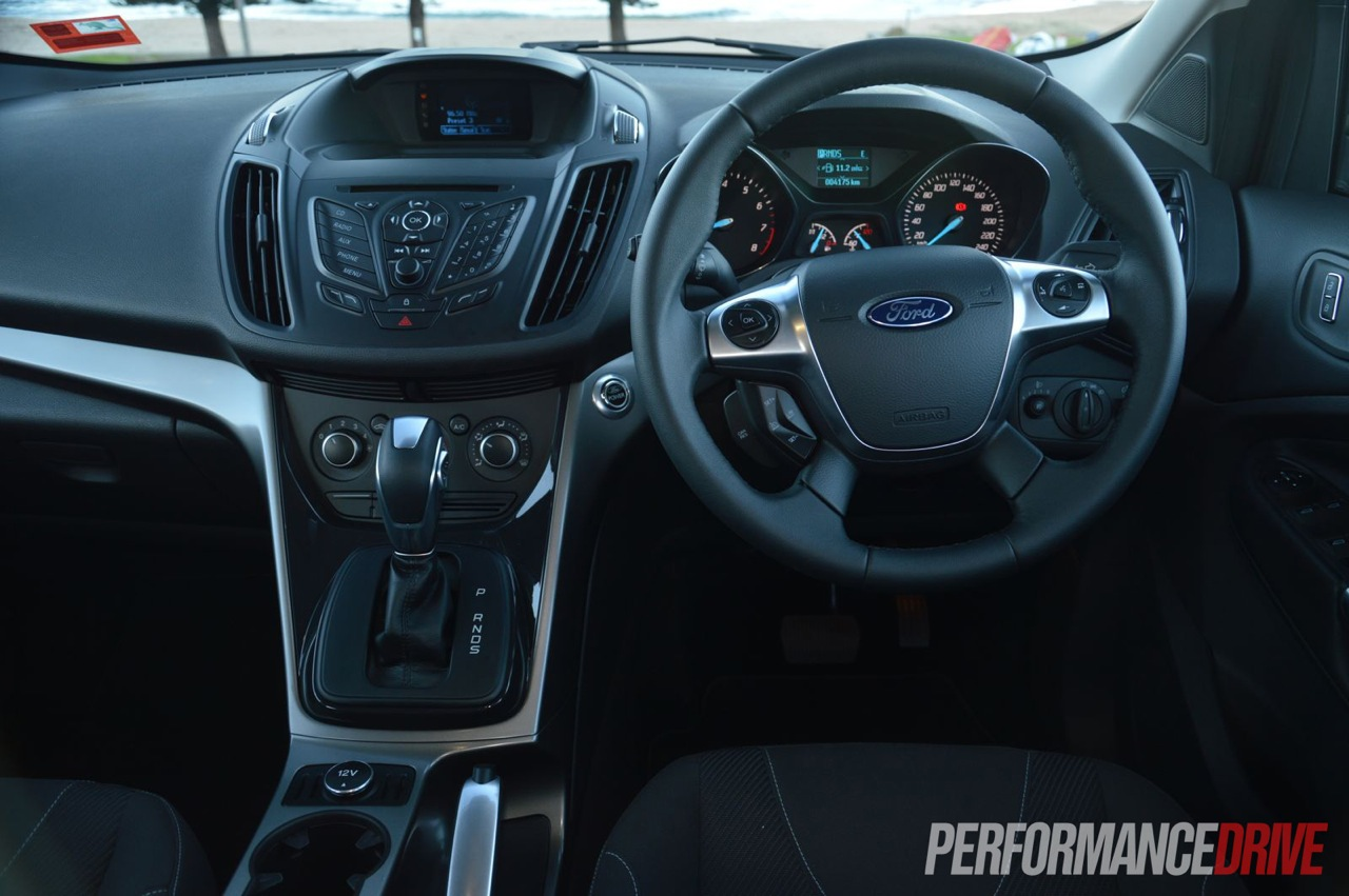 2013 Ford Kuga Ambiente Ecoboost Interior