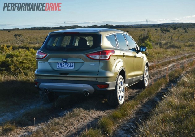 2013 Ford Kuga Ambiente EcoBoost-off road