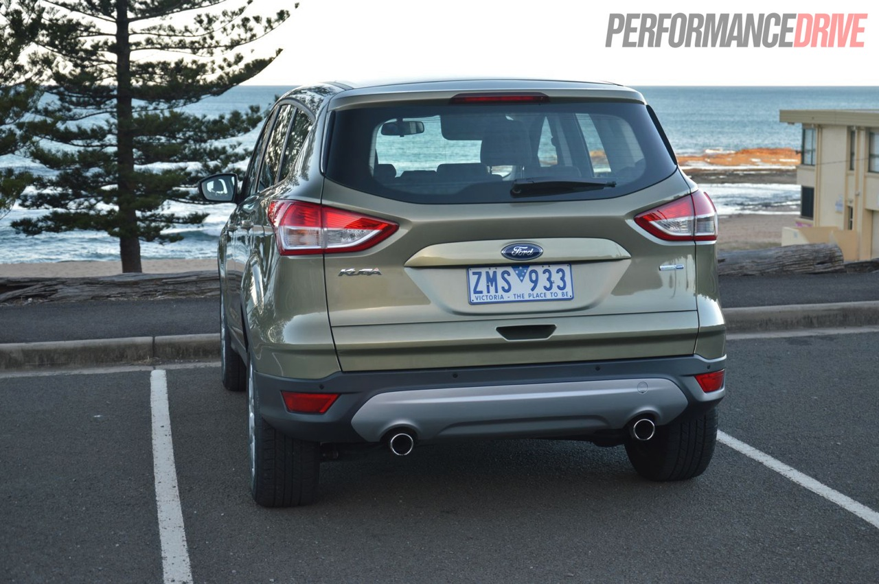 2013 ford kuga ambiente ecoboost awd review. Black Bedroom Furniture Sets. Home Design Ideas