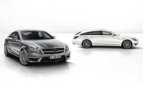 Mercedes-Benz CLS 63 AMG 'S' now on sale in Australia