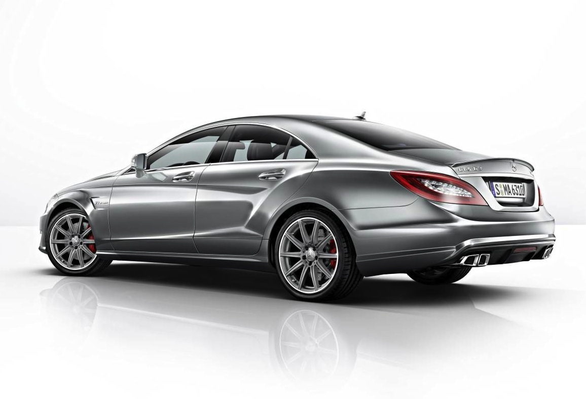 Mercedes Benz Cls 63 Amg S Now On Sale In Australia