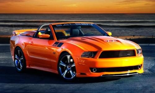 2013 Saleen 351 Mustang now in production