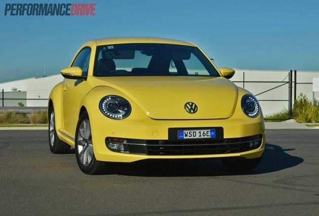2013 Volkswagen Beetle-PerformanceDrive