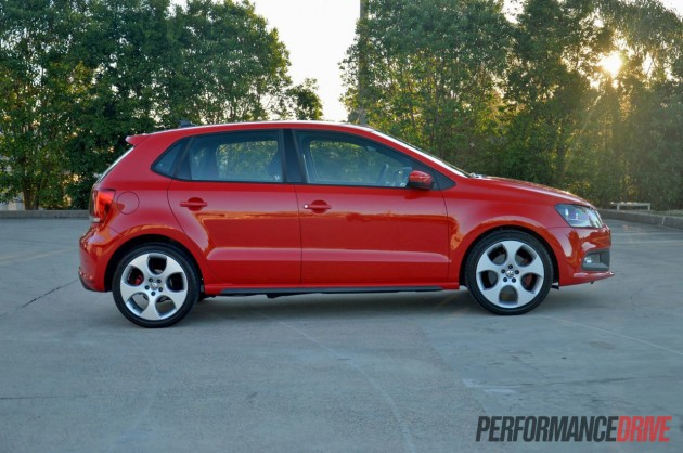 2013 Volkswagen Polo GTI-PerformanceDrive