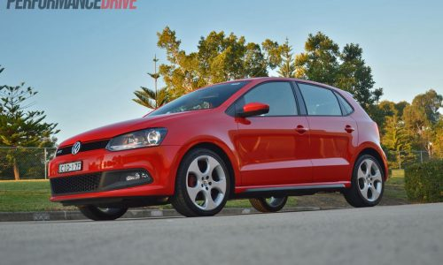 2013 Volkswagen Polo GTI review (video)