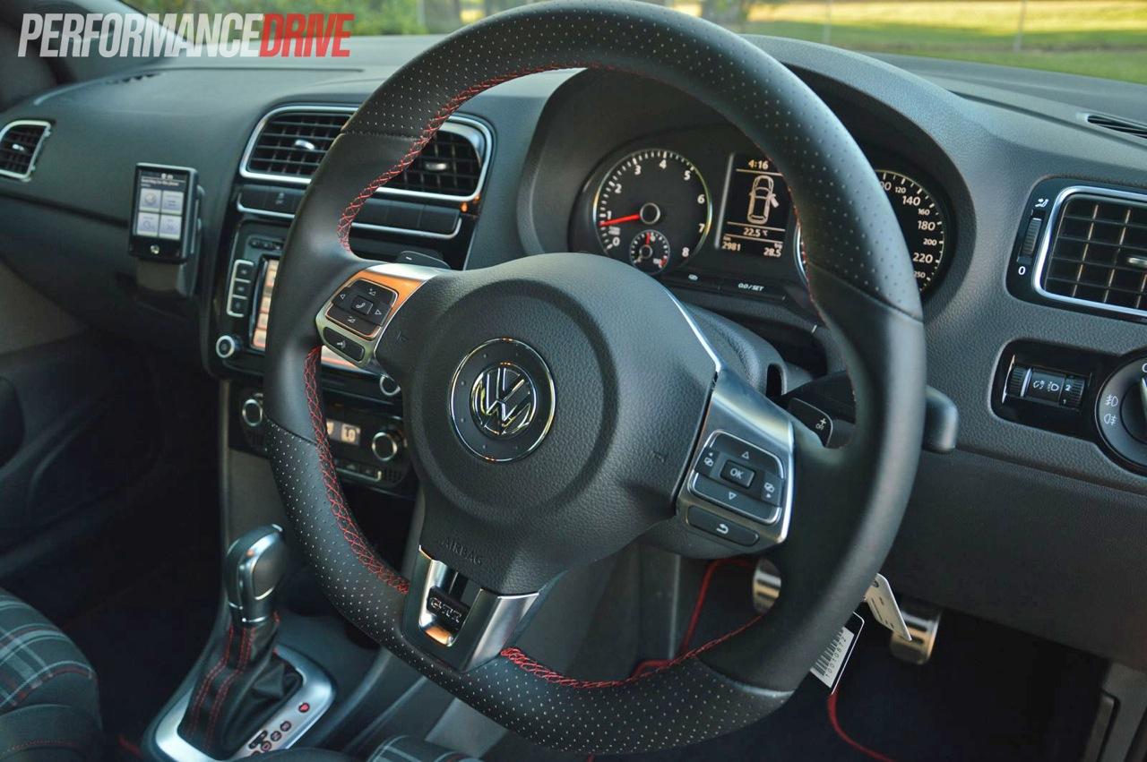 2018 Volkswagen Gti Review >> 2013 Volkswagen Polo GTI review (video) | PerformanceDrive