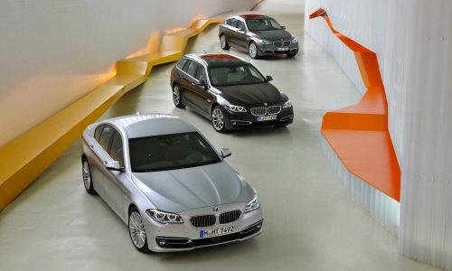 2014 BMW 5 Series now on sale in Australia