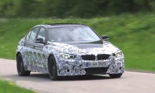 2014 BMW M3 & M4 to showcase lightweight focus – report
