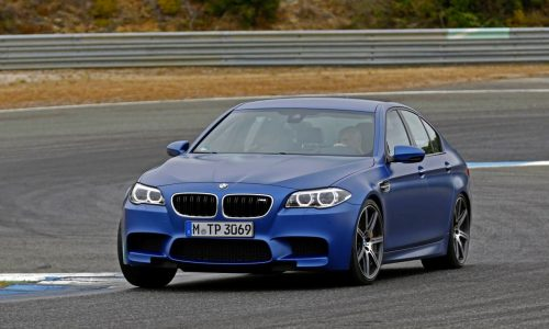 2014 BMW M5 on sale in Australia from $229,900
