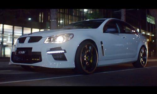 Video: 2014 HSV GTS Gen-F commercial rekindles spirit