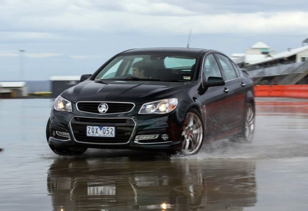 2014 Holden VF Commodore SS V Redline-Brett Davis-PD