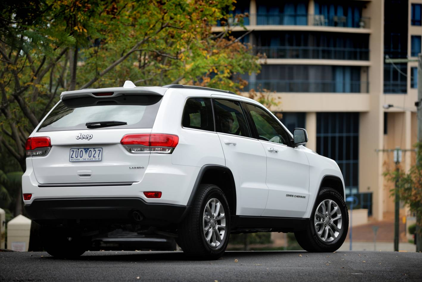 Jeep Brute For Sale >> 2014 Jeep Grand Cherokee now on sale; 8spd auto, RWD ...