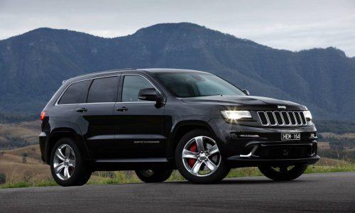 2014 Jeep Grand Cherokee now on sale; 8spd auto, RWD option