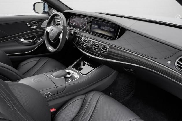 2014 Mercedes-Benz S 63 AMG interior