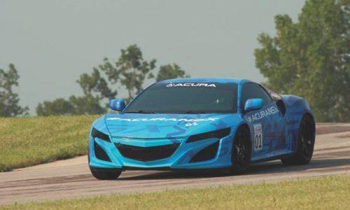 2015 Honda NSX prototype heading to Indy 200, Ohio