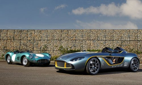 Aston Martin CC100: two made, both sold – report