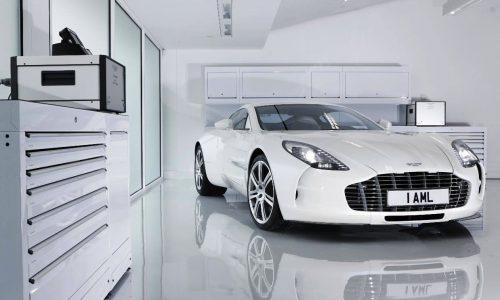 Mercedes-AMG & Aston Martin announce official partnership