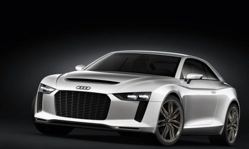 Audi Quattro to return in 2014, as quick as the R8 V10 – report
