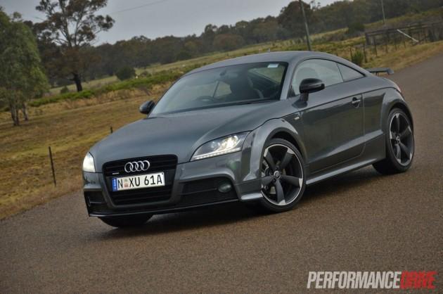 Audi TT S line Competition-Australia