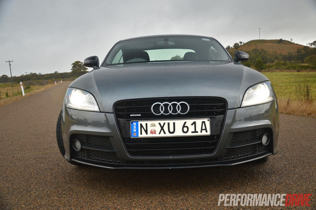 2013 Audi Tt Coupe S Line Competition Review Video