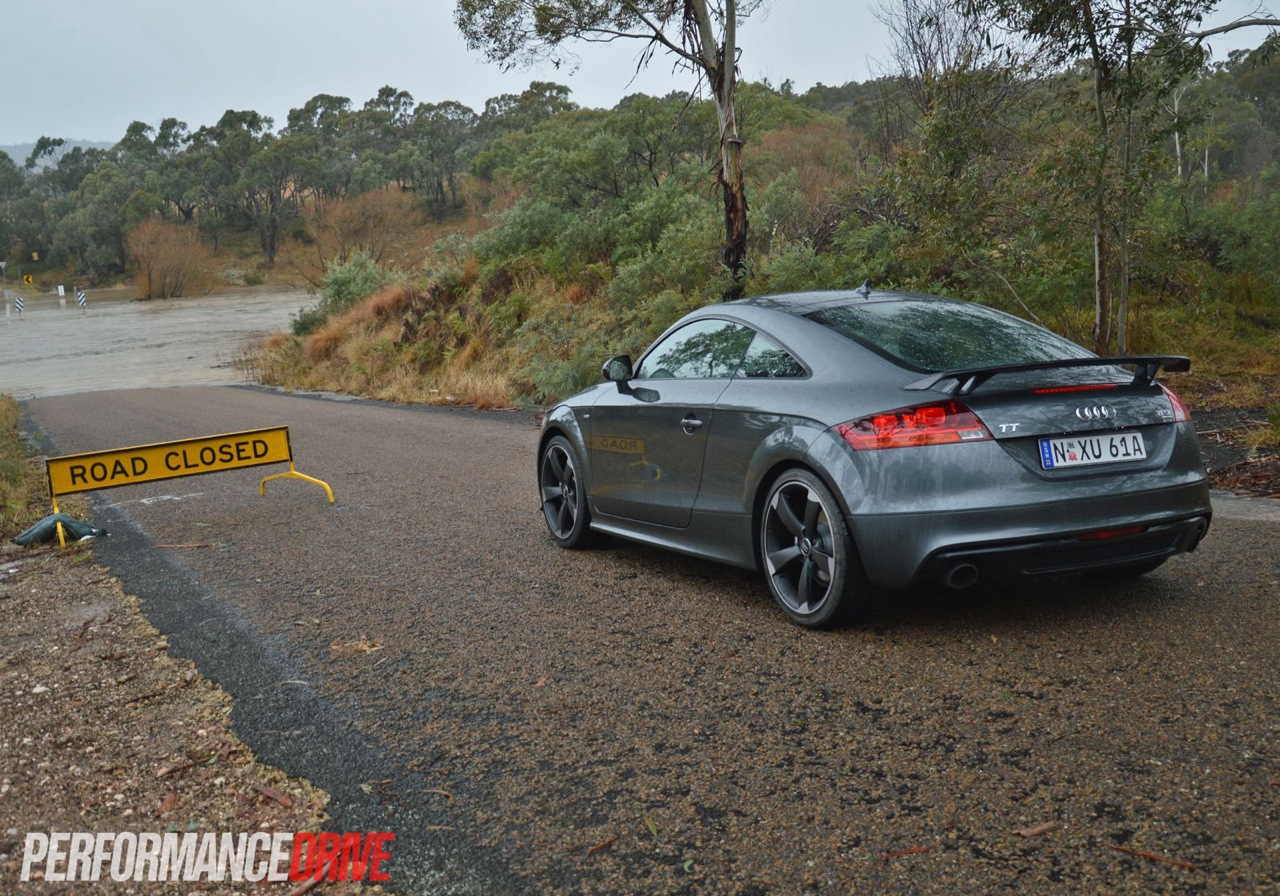 2013 Audi Tt Coupe S Line Competition Review Video Performancedrive