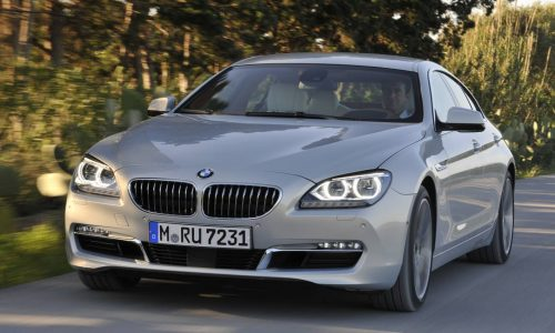 BMW retains global sales lead over Audi & Mercedes-Benz