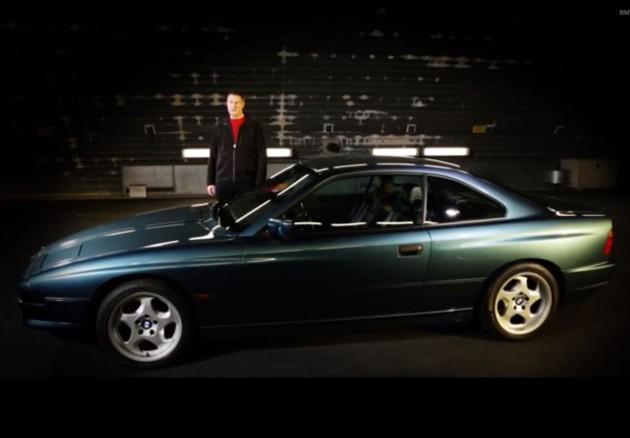 BMW 8 Series tribute