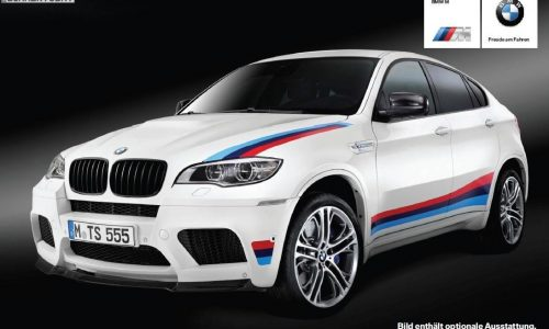 BMW X6 M Design Edition revealed in leaked images