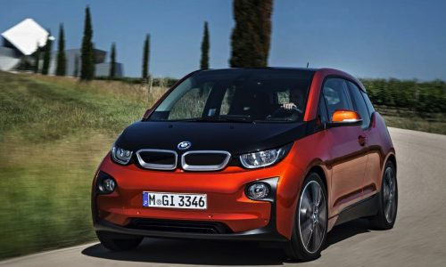 BMW i3 production car officially revealed