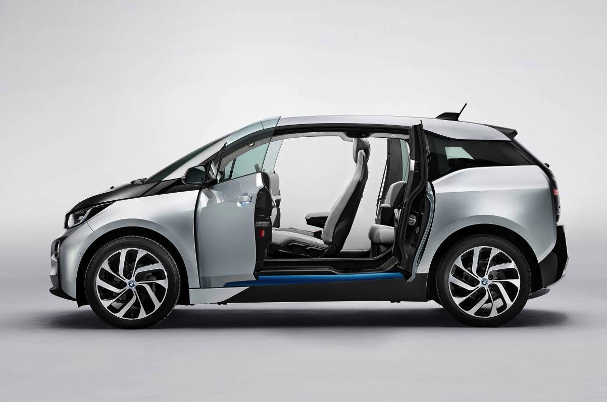 Bmw I3 Production Car Officially Revealed Performancedrive