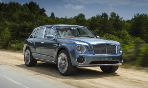 Bentley SUV production officially confirmed for 2016