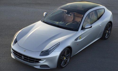 Ferrari showcasing customisation programme cars at Goodwood