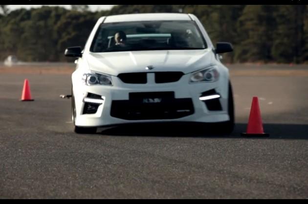 Gen-F HSV GTS torque vectoring-Cameron McConville