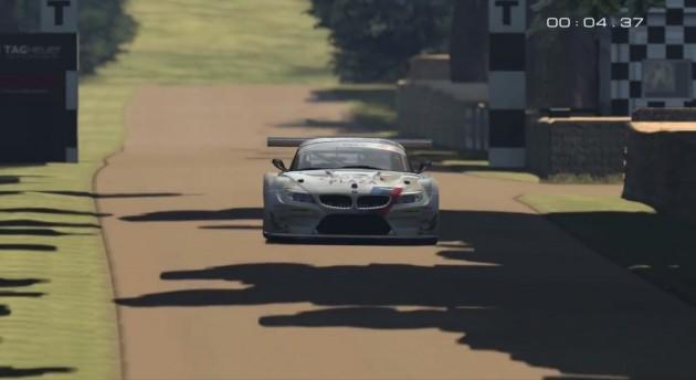 Gran Turismo 6 Goodwood track 2