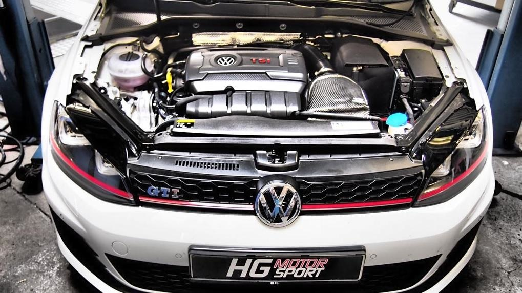 Hg Motorsport Tunes The Volkswagen Golf Gti Mk7