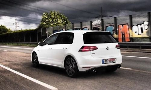 HG Motorsport tunes the Volkswagen Golf GTI Mk7