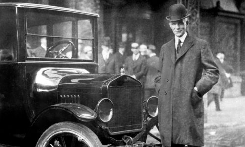 Henry Ford's 150th anniversary celebrated around the world