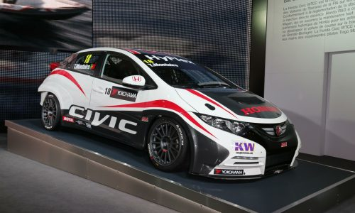Honda Civic Type R on track for 2015, could offer 224kW