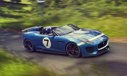Jaguar Project 7 concept is one breathtaking machine (video)