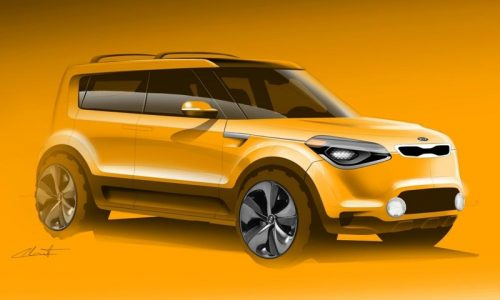 Kia Soul SUV on the way? Mysterious sketch surfaces