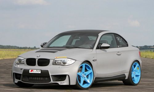 LEIB Engineering tunes the BMW 1 Series M Coupe