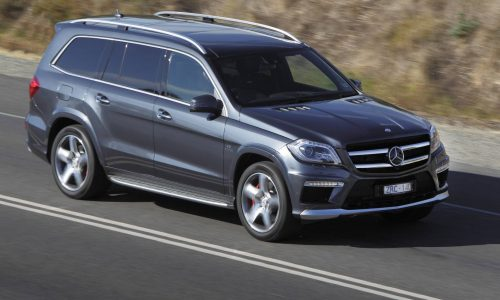 Mercedes-Benz GL Coupe, 'GLC' on the way – report